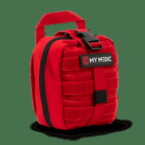 My Medic First Aid Kit MyFak  - Red