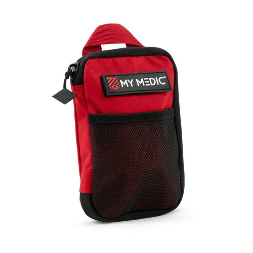 MyMedic First Aid Kit Solo - Red