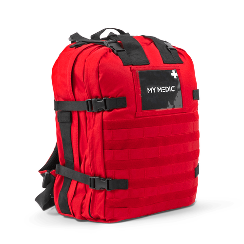 My Medic Medic First Aid Kit - Red