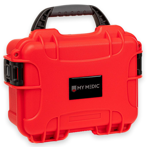 MyMedic Waterproof First Aid Kit Boat Medic - Red