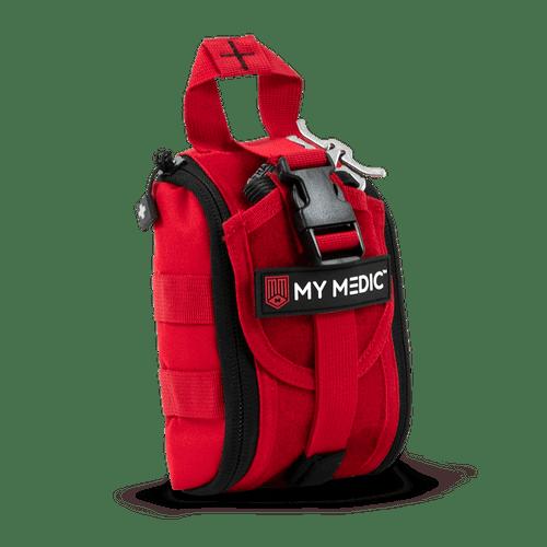 MyMedic Trauma First Aid Kit - RED