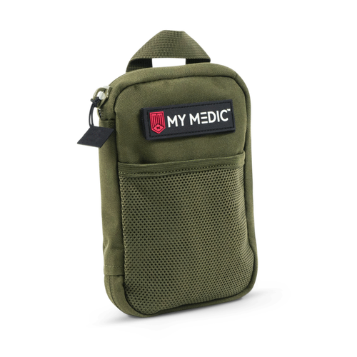 MyMedic The Stitch First Aid Kit - Green