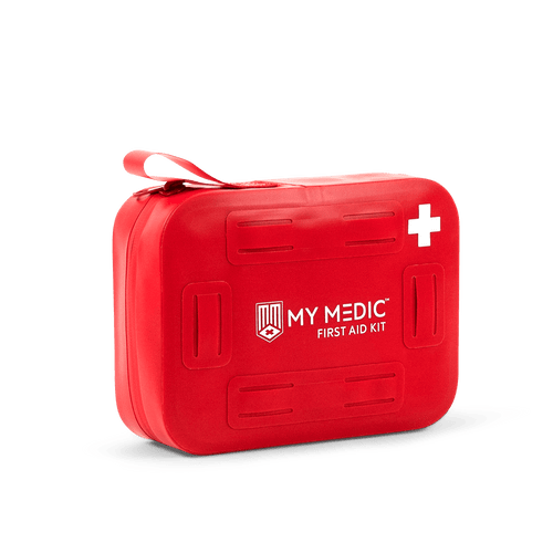 MyMedic Stormproof Universal First Aid Kit - Red