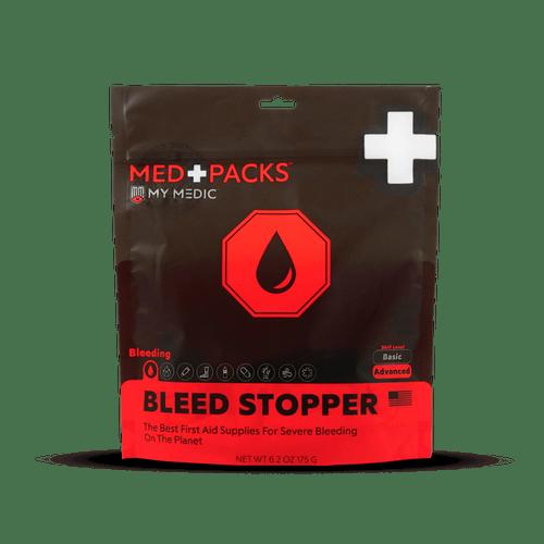 MyMedic Bleed Stopper First Aid Kit - MM-MD+PK-BLD-GEN