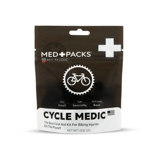 MyMedic Cycle Medic First Aid Kit - MM-MED-PACK-CYCL-EA