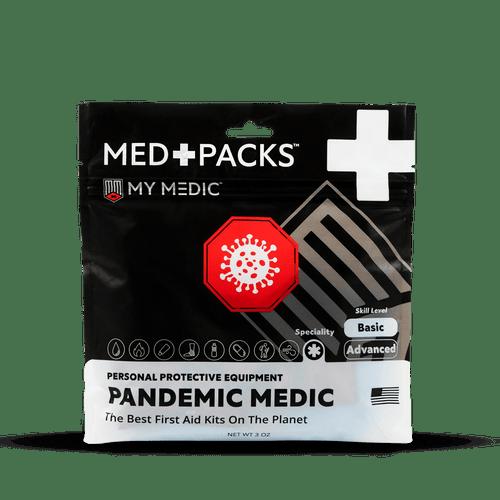 MyMedic Pandemic Medic Med Pack - MM-KIT-SPL-PNDMC-KN95-EA