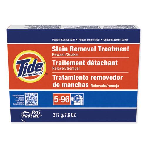 Tide Stain Removal Treatment Powder, 7.6 oz Box