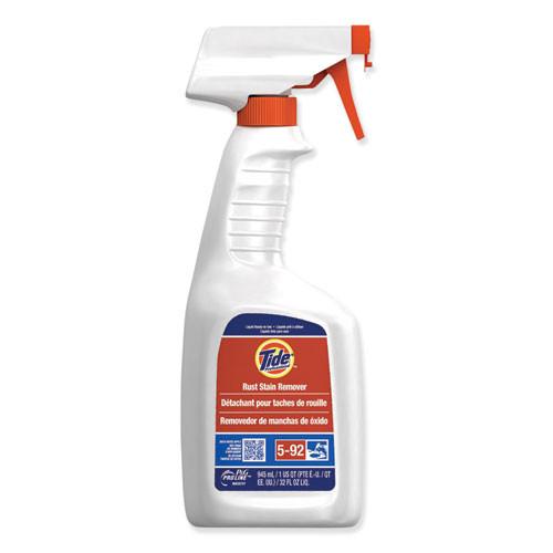 Tide 32 Oz Rust Stain Remover, Trigger Spray Bottle - PGC48146
