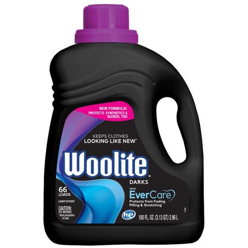 Woolite Darks Laundry Detergent, 100 Oz Bottle -83768CT Case of 4