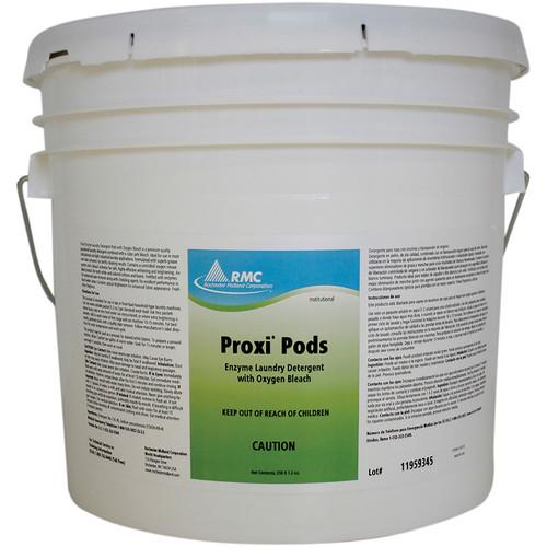 RMC Proxy Enzyme Laundry Detergent Powder, Fresh Citrus Scent, 250 PKT- 11959345