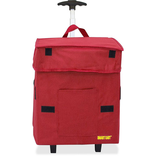 Dbest Red Smart Travel/Luggage/Grocery/Laundry Case - 01016