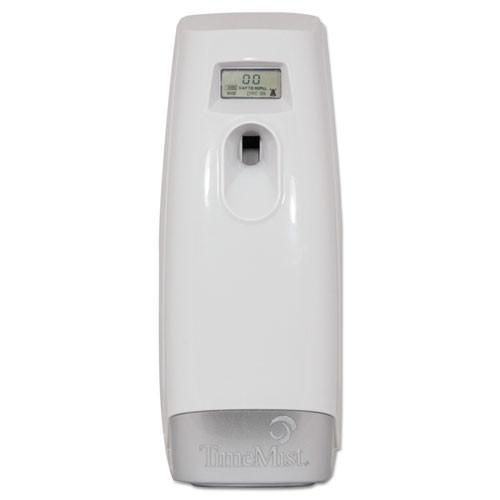 Timemist Plus Metered Aerosol Freshener Dispenser, White