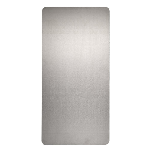 Stainless Steel XLERATOR Wall Guard, 89-S