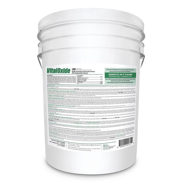 Vital Oxide Commercial Disinfectant