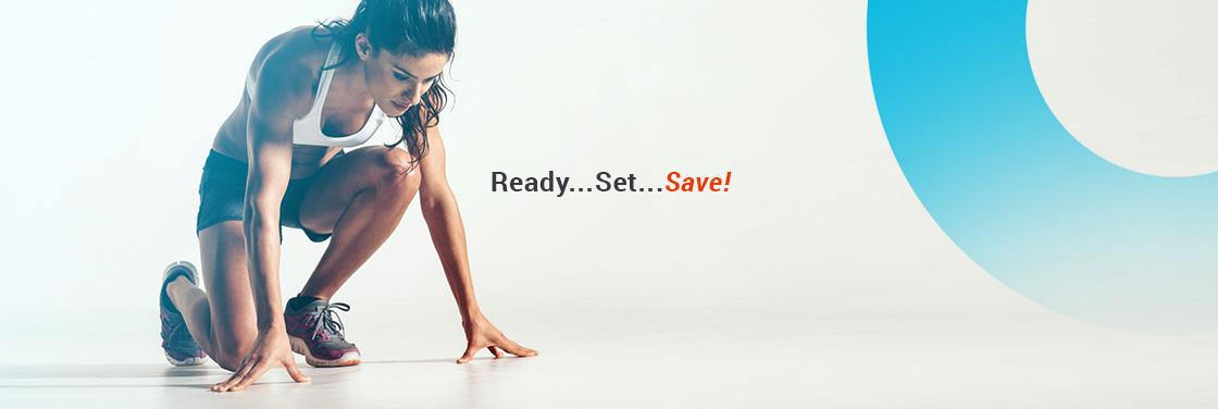 Ready, set, save! Zogics Coupons