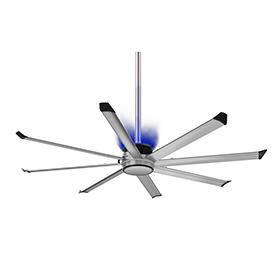 Big Ass Fans® Essence® With UVGI (UV-C) Technology