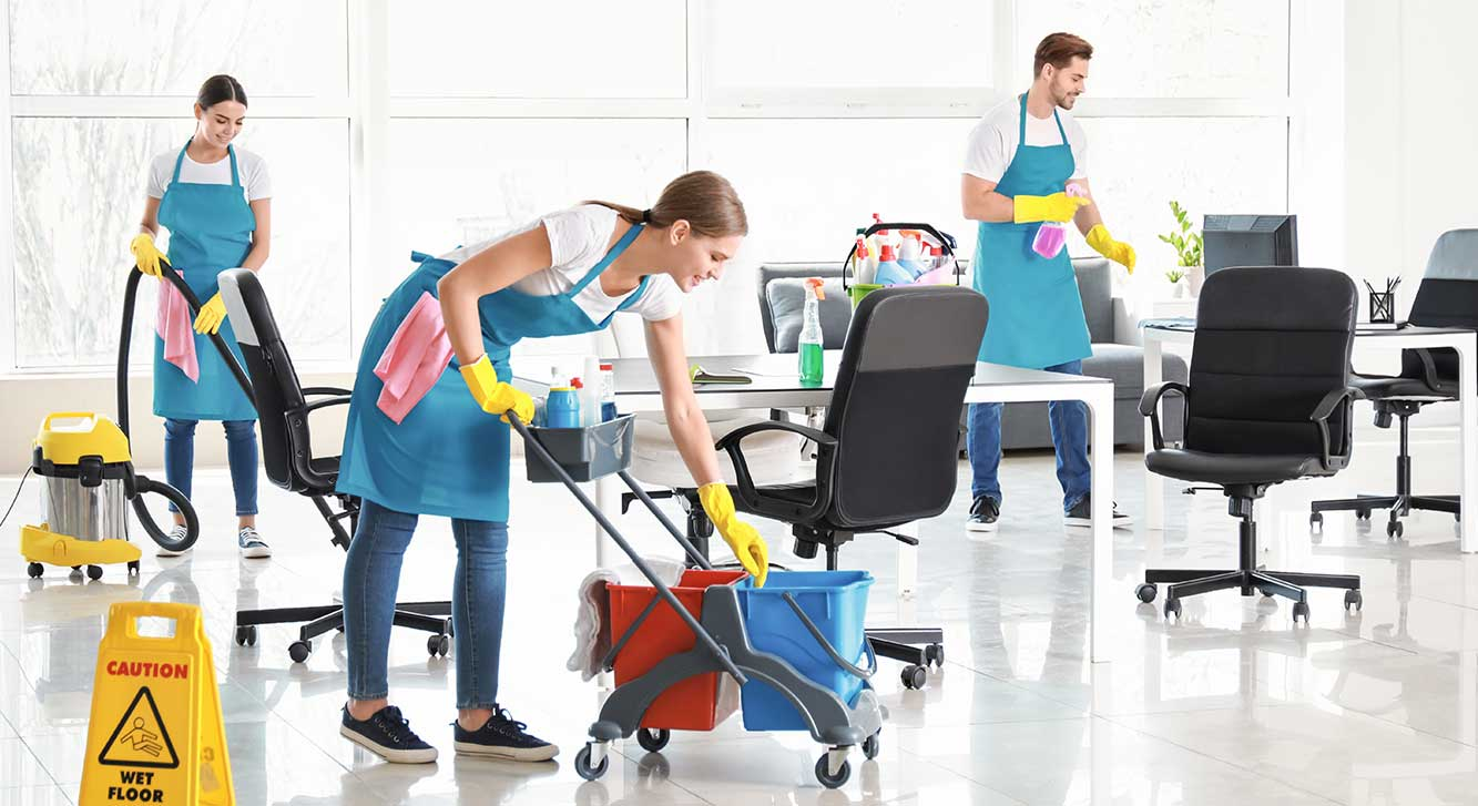 Zogics cleaning, disinfecting, and sanitizing supplies for businesses