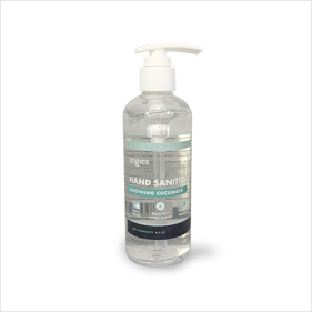 Zogics 70% Alcohol Hand Sanitizer, 8oz.