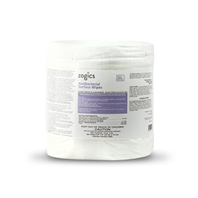 Zogics Antibacterial Wipes | EPA registered wipes