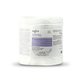 Zogics Antibacterial Wipes   EPA registered wipes