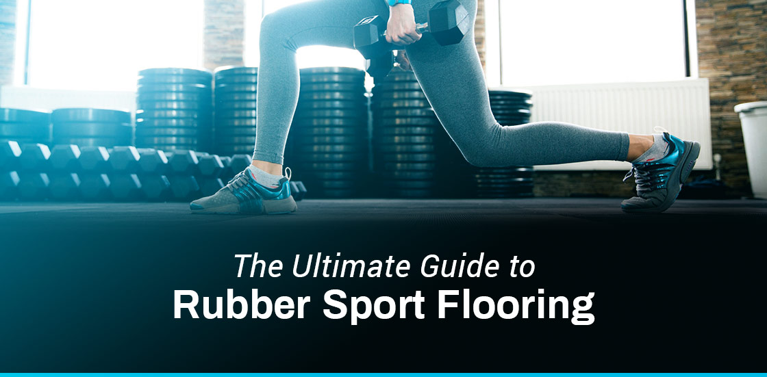 The Ultimate Guide to Commercial Gym Flooring