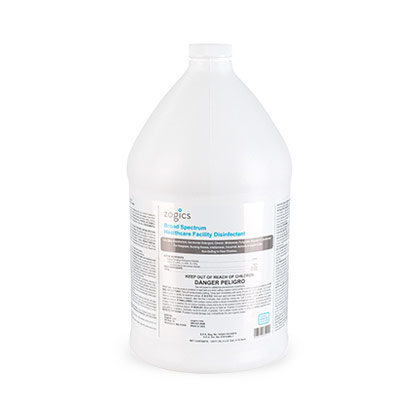 Zogics Commercial Disinfectant Concentrate
