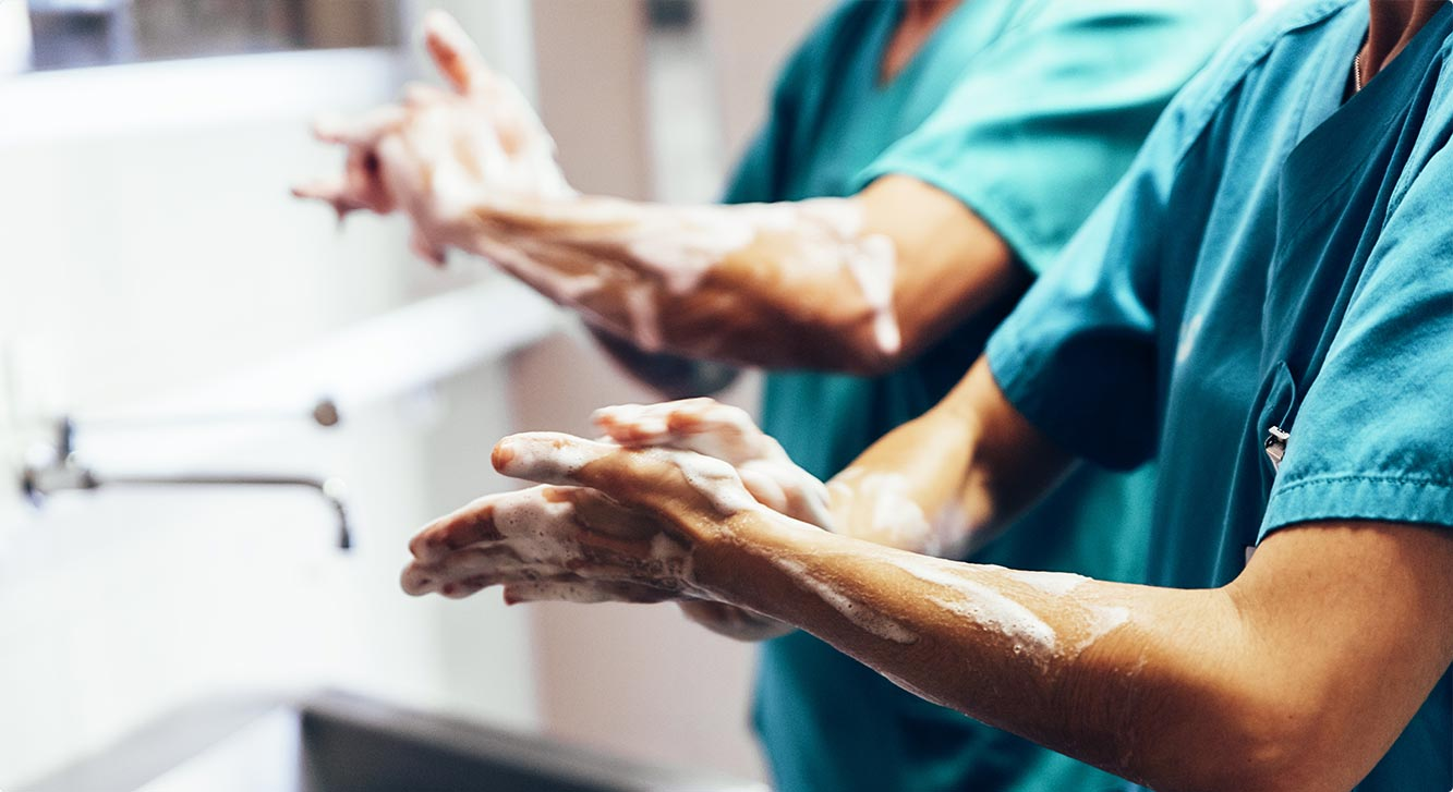Zogics cleaning, disinfecting, and sanitizing supplies for the healthcare industry