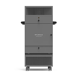 Purify your facility airflow with the The Clean Air System, Molekule, NSpire Air Filters, and more