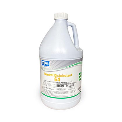 ND64 Disinfectant Concentrate