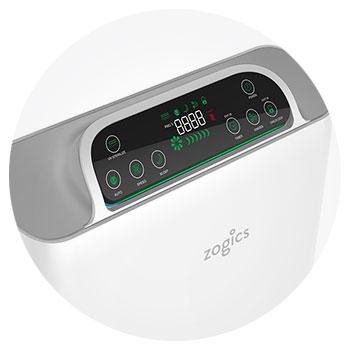 Air Filter Intelligent Odor Sensor System