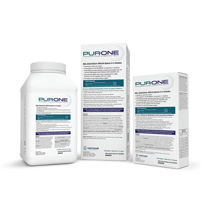 PUR:ONE Disinfecting Tabs