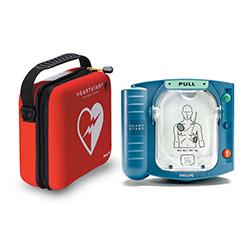 Philips AEDs, Difibtech, ZOLL, Heartstart