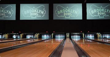 Brookly Bowl XLERATOR case study