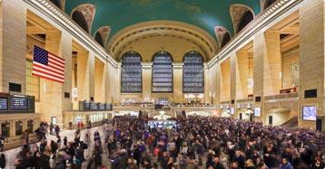 Grand Central Terminal XLERATOR case study