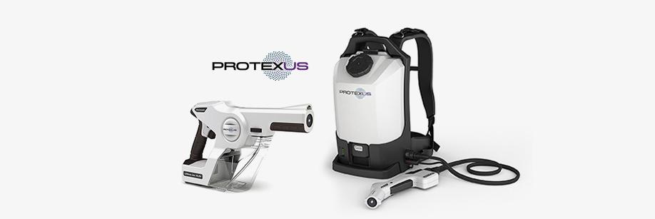 Evaclean Protexus Electrostatic Sprayers