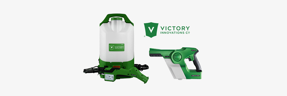 Victory Innovations Electrostatic Sprayers