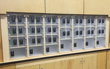 Zogics Cell Phone Lockers