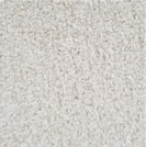 White color sample of Zogics gym turf flooring.