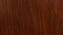 Zogics Club Wood Lockers - Mahogany