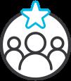 Full design team icon