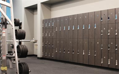 Zogics Lockers 24e Fitness