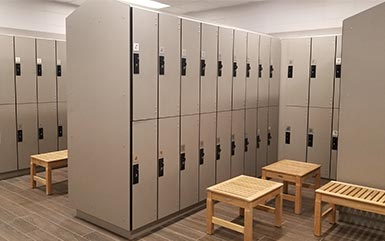 Zogics Lockers