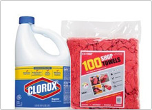 Click here to shop cleaning supply deals.