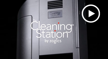 Watch Setting Up The Cleaning Station Video