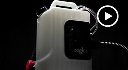 Watch Product Spotlight: Zogics Disinfectant Atomizing Sprayer Video