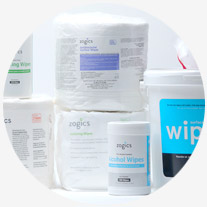 Cleaning and Disinfecting Wipes