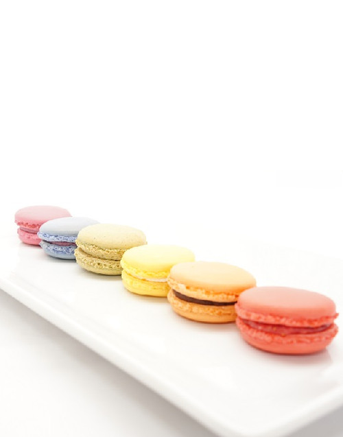 Pick Your Favorites - 12 French Macarons