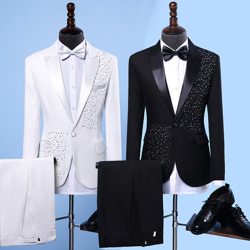 KJ'S Elegant and high end  Mens Suits/  Tuxedos/