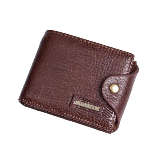 Kennyjacks luxurous Genuine men Leather Wallet bifold Coin purse...