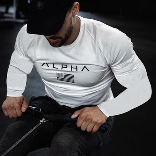 ,Mens Fitness Short Sleeves